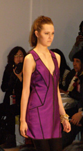 Design by Wenlan Chia for Twinkle - Fall 2010 - Photo by Luxury Experience