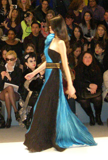 Carlos Miele, Brazilian Designer - Fall Winter 2012 - Photo by Luxury Experience