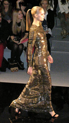 Reem Acra - Fall 2012 Collection  - Photo by Luxury Experience