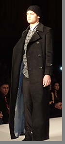 Malan Breton Fall Winter 2018 Menswear Collection - photo by Luxury Experience
