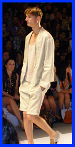 Custa Barcelona - Men's Design Spring 2014 - photo by Luxury Experience