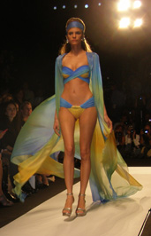 Gottex Spring 2011 Swimwear Collection - Photo by Luxury Experience