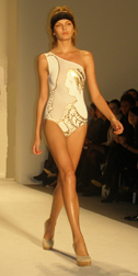 Vassilios Kostetsos - Spring 2011 Swimwear Collection - Photo by Luxury Experience