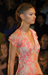 Luca Lucai - Spring 2011 Women's Fashions - Photo by Luxury Experience