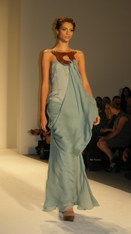 Toni Francesc Spring 2011 - Mercedes-Benz Fashion Week -Photo by Luxury Experience