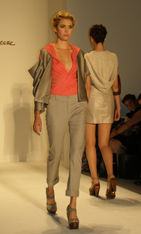 Toni Francesci - Spring 2011 Women's Fashions - Photo by Luxury Experience