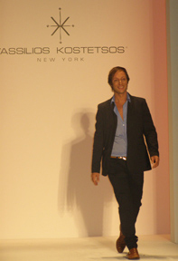 Designer Vassilios Kostetsos  - Photo by Luxury Experience