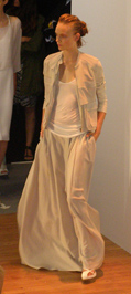 Max Azria Spring 2011 Collection - Photo by Luxury Experience