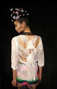Designer Mara Hoffman -Spring 2012 Collection