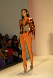 Noon By Nnoor Spring 2013 - Photo by Luxury Experience