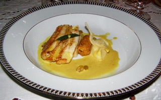 Dover Sole - Wine Pairing Dinner, Blantyre, Lenox, Massachusetts, USA - Photo by Luxury Experience