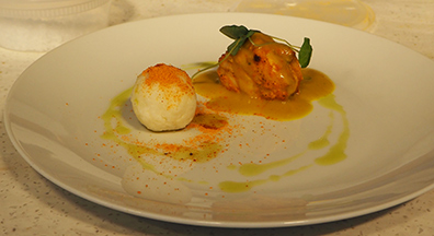 Monk Fish - USA Today Network Wine and Food - photo by Luxury Experience