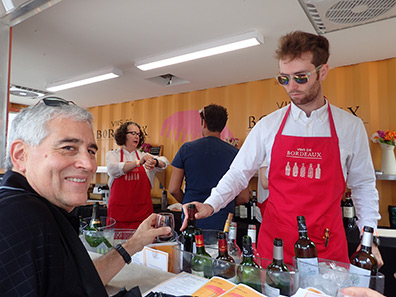Vins de Bordeaux, Edward F. Nesta - USA Today Network Wine and Food - photo by Luxury Experience