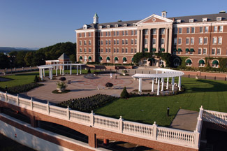 The Culinary Institute of America Campus in Hyde Park, New York