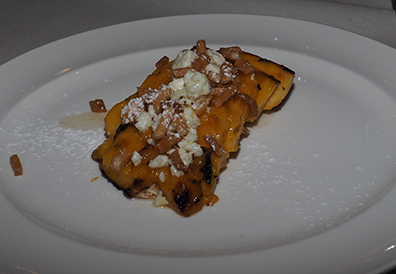 Grilled Mango - The Culinary Institute of America - photo by Luxury Experience