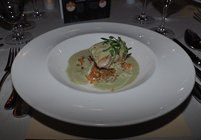 Seared Grouper - The Culinary Institute of America - photo by Luxury Experience
