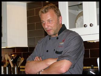 Danish Master Chocolatier Fritz Knipschildt  - Photo by Luxury Experience