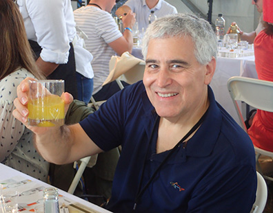 Edward F. Nesta - Ketel One Class - Greenwich WINE + FOOD 2019 - Photo by Luxury Experience