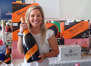 Mionetta - Greenwich WINE + FOOD 2019 - Photo by Luxury Experience