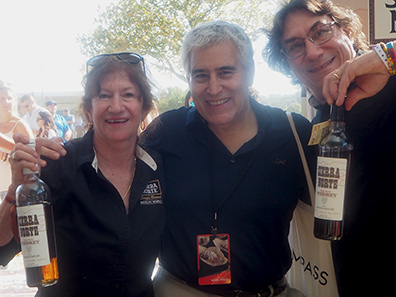 Sierra Norte Mexican Whsikey - Greenwich WINE + FOOD 2019 - Photo by Luxury Experience