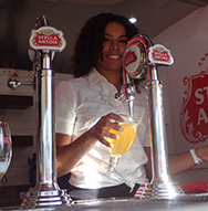 Stella Artois - Greenwich WINE + FOOD 2019 - Photo by Luxury Experience