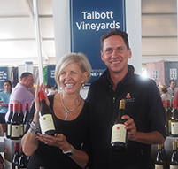 Talbot Wines - Greenwich WINE + FOOD 2019 - Photo by Luxury Experience