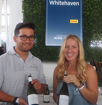 Whitehaven Wine - Greenwich WINE + FOOD 2019 - Photo by Luxury Experience