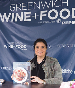 Alex Guarnaschelli - Greenwich WINE FOOD 2018 - photo by Luxury Experience