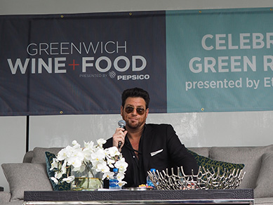 Scott Conant - Greenwich WINE FOOD 2018 - photo by Luxury Experience
