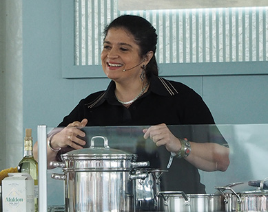 Alex Guarnaschelli - photo by Luxury Experience