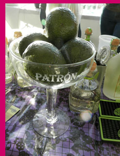 Bowl of Limes - photo by Luxury Experience