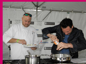Rocco DiSpirito - photo by Luxury Experience