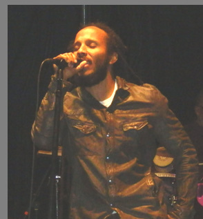 Ziggy Marley - - Greenwich WIne Food Festiaval - Photo by Luxury Experience