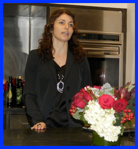 Elisabetta Serraiotto at The International Culinary Center - photo by Luxury Experience