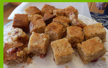 Chef MaureenReilly's CornbreadCornbread- Photo by Luxury Experience