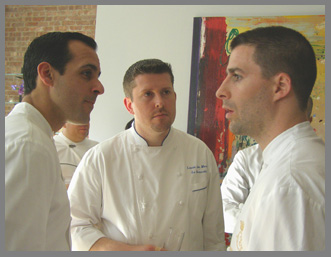 Chef Chatting at The New York Culinary Experience - Photo by Luxury Experience