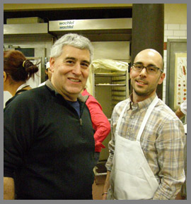 Chef Peter Endriss adn Edward Nesta - Photo by Luxury Experience