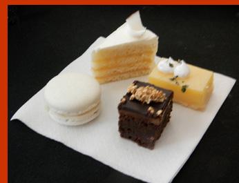 Reception - International Culinary Cener - Photo by Luxury Experience