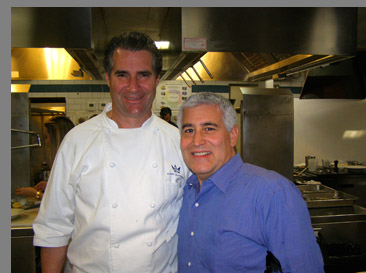 Chef Kerry Hefferman, Edward F. Nesta - NYCE - photo by Luxury Experience