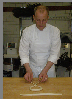 Chef Francois Hiegel- photo by Luxury Experience