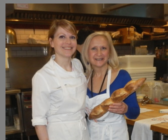 Baker Ellie Pegler and Debra Argen -photo by Luxury Experience