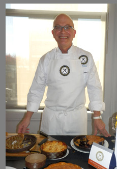 Chef Bill Yosses - NYCE 2016 - photo by Luxury Experience