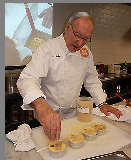 Chef Alain Sailhac - NYCE - photo by Luxury Experience