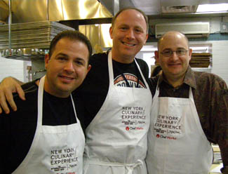 Brilliiant Brothers - New York Culinary Experience - The International Culinary Center - Photo by Luxury Experience