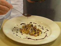 Prepairing Italian Dessert at New York Culinary Experience, The International Culinary Center - Photo by Luxury Experience
