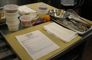 Baking Workspace at New York Culinary Experience, The International Culinary Center - Photo by Luxury Experience