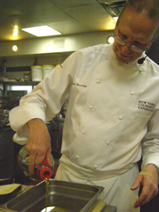 Chef Michel Nischan - New York Culinary Experience - The Internaitonal Culinary Center - Photo by Luxury Experience