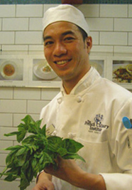 ICC Student Ronald Fan - New York Culinary Experience - The Internaitonal Culinary Center - Photo by Luxury Experience