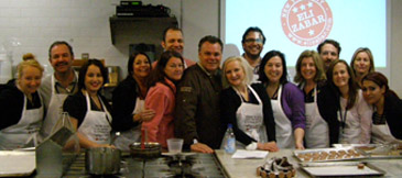 Chef François Payard and Class at New York Culinary Experience, The International Culinary Center - Photo by Luxury Experience