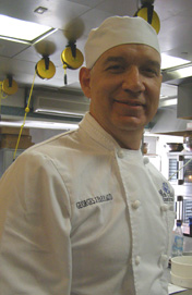 Chef Georges Parraudd of ICC at New York Culinary Experience, The International Culinary Center - Photo by Luxury Experience